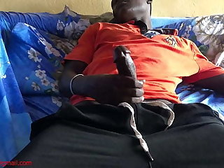 Man throw a spanner into the works masturbating to have sexual connection in the air a married woman
