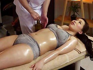 Gorgeous Japanese MILF Ai Sayama in kinky porn glaze in office
