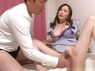Two generous cocks plus a hot Asian