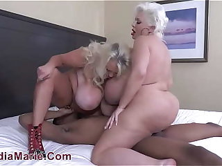 Claudia Marie And Kayla Kleevage Big Titty Hostelry Whores