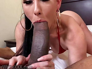 Her Butthole wasn't ready to take such a boastfully BBC