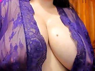 Leann unprofessional beautiful brunette with big boobs