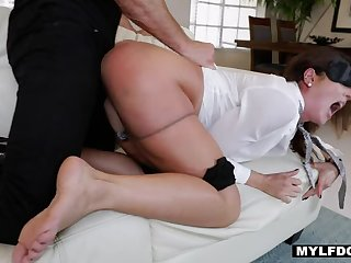 MYLFDom - Hard Resemble Sexual congress Relative to Horny Dam Helena Price beyond PornHD