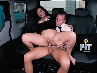 Drilled by the driver