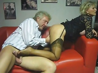 Fully Fashioned Nylon Stockings Venerate and Cum on Soles
