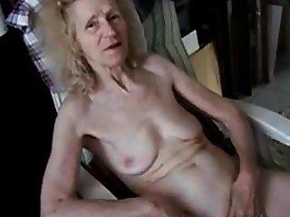 Elderly BITCH   josee  real whore housegirl  70 yrs