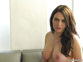 Sexy topless laddie Krissy Lynn and her horny try out to enjoy