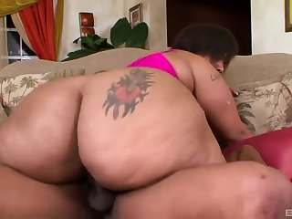 Sugar Sublimity - Black Street Hookers 98 Scene 4